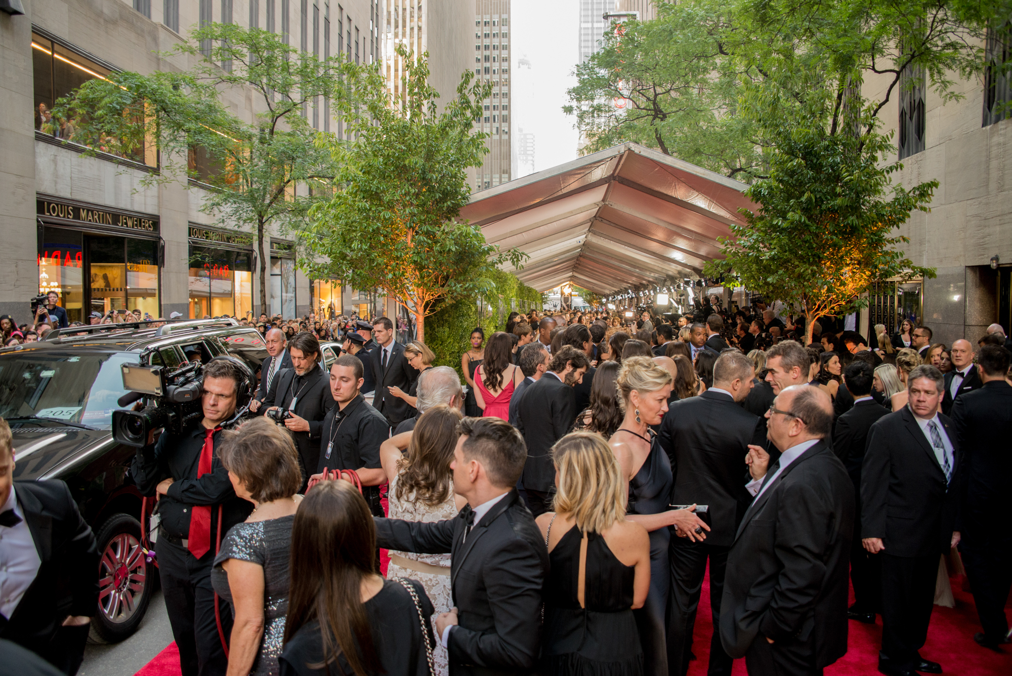 Event Photography for the 2015 Tony Awards
